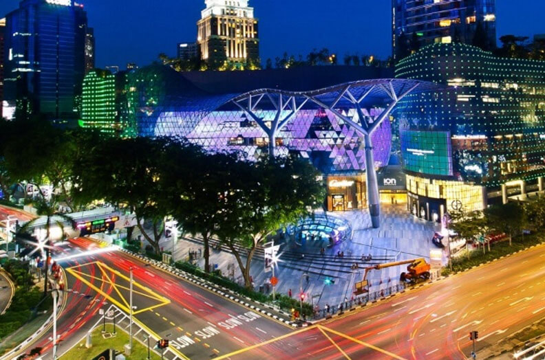 Orchard Road singapore