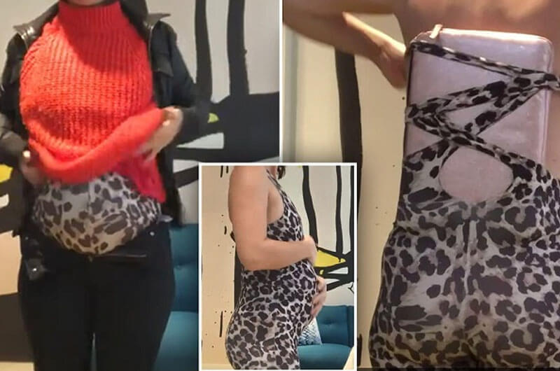 A movement columnist Rebecca Andrews is claiming to be pregnant so there is no compelling reason to pay additional things